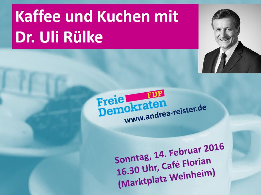 FB Kaffee und Kuchen - 14022016